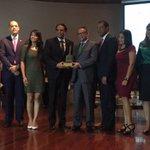 Premio Provincial a la Calidad de Santiago, vía el MAP. Medalla de Oro para la Superintendencia de Bancos, ORN. https://t.co/p8YktWqaX5