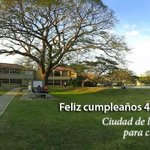 Feliz cumpleaños para nuestra amada Sta Mta, una gran ciudad, merece una gran Universidad, ese es nuestro compromiso https://t.co/2R8Yf9zyC9
