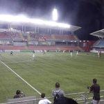 Aaaaarrancó el partido en el #Maracana ! @SDAtleticoNal - @SanFraFC #J3LPF #Apertura16LPF https://t.co/hrcIL8GNkR