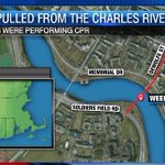 BREAKING: Person rushed to the hospital after being pulled from The Charles River in Cambridge #fox25 https://t.co/FuGC1U1d5m