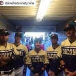 The Oregon State five representing up in Tacoma. The wristbands are 🔥🔥  Photo courtesy @DanielRob19 #gobeavs https://t.co/alO2sfXcSO