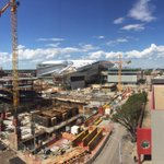 #yeg #yegdt @icedistrict just over a month until the opening of the arena https://t.co/OEep1gKsKv