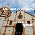 Tu #DestinoDollar es Santiago de Veraguas. No te pierdas las fiestas de Santiago Apóstol. Reserva al 270-0355 https://t.co/JLfkI6rU52
