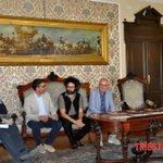 Simone Cristicchi a Trieste, omaggio ad Endrigo: «Alla Contrada a marzo nuovo spettacolo» https://t.co/BFb4G1AFXa https://t.co/sRvYDOhGml