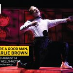 """Opening night for """"Youre a Good Man, Charlie Brown"""" and well be going behind the scenes with stage manager Josiah! https://t.co/bU7JAtzUmY"""