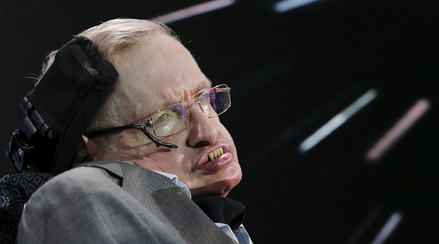 Stephen Hawking: 'Foolish to ignore that Britain's wealth sharing contributed to Brexit'