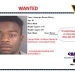 Got info? Call 911 or #Crimestoppers at 910-483-TIPS - He is considered armed & dangerous. https://t.co/EGt6ZAELFH