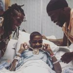 .@fettywap visited a 17-year-old fan with cancer in the hospital and give him his 1738 piece https://t.co/PLpmtoeL6V