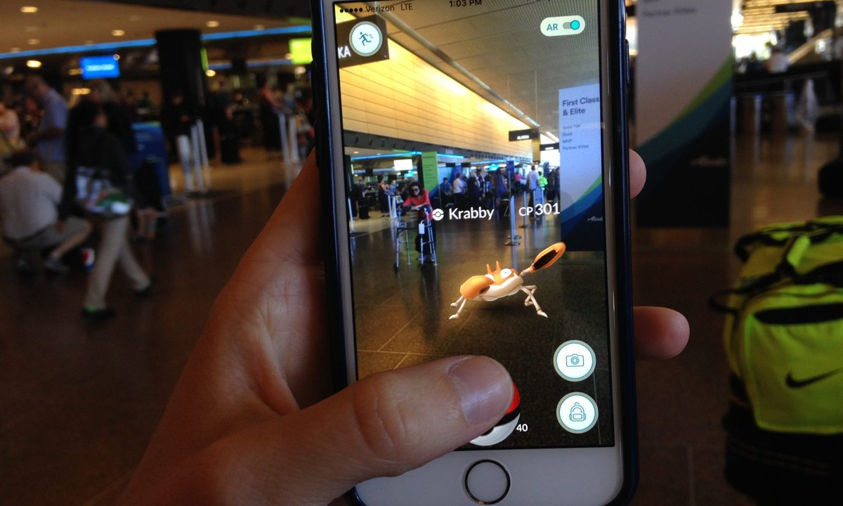 Catching a flight and a few Pokémon? We've got tips that'll help you: