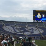 Getting the stadium ready for the big game. Chelsea v Real Madrid. @ProfADM @debawalls https://t.co/C8MMDrQNdS
