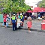 Equipo de la UDEP, continúa ayudando a vendedores ambulantes a organizarse para vivir la @FiestaDelMarSM en orden. https://t.co/gDOh5OxpPL