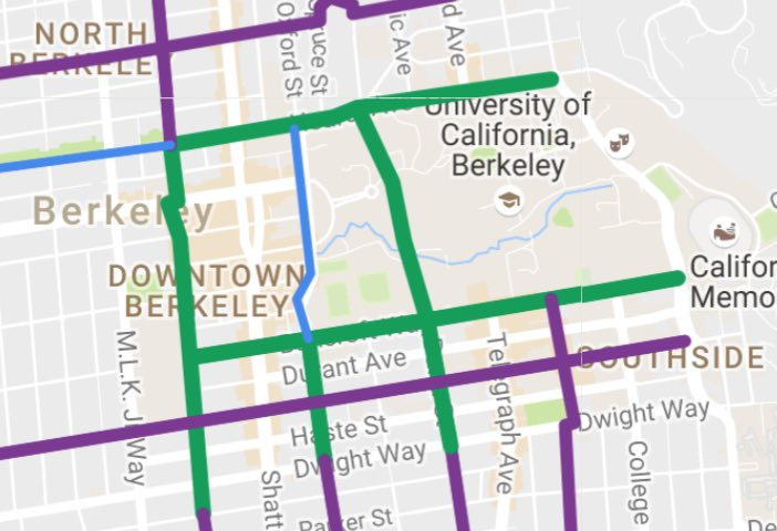 By end of 2017, Berkeley could have a downtown network of protected bike lanes @peopleforbikes https://t.co/TjBzxjugIm