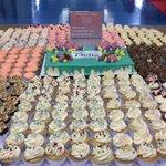 Cupcake land at #bod2016 https://t.co/WlfON7wfsy