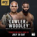 Its time for #UFC201 weigh-in #Atlanta @KarynBryant @joerogan @MFG16 @danawhite https://t.co/M4X4WHqkCe