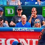 Not only has Geddy Lee been spotted behind plate in Toronto, its also his 63rd birthday! #NewWorldMan #Orioles https://t.co/HQEqUPQk6F