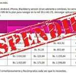 Por orden del Presidente @NicolasMaduro queda SUSPENDIDO el incremento desmedido de tarifas telefónicas y navegación https://t.co/nizjoHlLWU