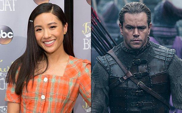 Constance Wu says Matt Damon's 'Great Wall' perpetuates a