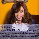 #Pongamosunafotodecfk.El domingo con @robdnavarro .Entrevista a @CFKArgentina . https://t.co/5E1uRO2FOn