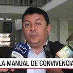 Alcalde de San Vicente del Caguán señala a las Farc de repartición de cartilla con supuestas normas de convivencia. https://t.co/0edm1YImJl