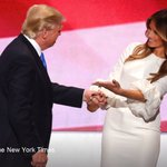 With her degree debunked, Melania Trumps website was taken down https://t.co/Jl2mzHYaOR https://t.co/FFG7Uck7kn