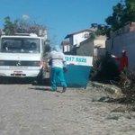 @prefmossoro executa recolhimento de garranchos descartados em vias públicas, rua Largo Dom Gentil B, Abolição II https://t.co/kwRCzV2gZe