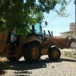 @prefmossoro recolhimento de material volumosos descartados em vias públicas, rua Ver José Bernardo, Conj Inocoop https://t.co/8u8mOVXJYs