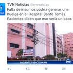 Y mientras el señor . @JC_Varela de Turismo Religioso: #LaCrisisEnSaludNoLaParaNadie https://t.co/kF96IyJehw