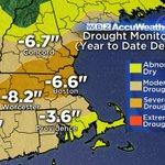 Summer Drought Approaching Historic Levels https://t.co/6b0H8UbCHh #boston https://t.co/xncyFRvUIw