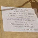 #unaiscrizionealgiorno #Venezia Gioachino Rossini https://t.co/Aqfb6aF6mv