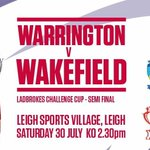 Its finally here. Game Day - we cannot wait to hear you all loud and proud at Leigh Sports Village, kick off 2.30pm https://t.co/8BYtHiLtya