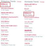 UPDATE 2:10PM PH TIME #EBisLove 811K Tweets 👉 TOP SPOT NW & 3RD SPOT WW @EatBulaga @AngPoetNyo @allanklownz https://t.co/L4JWWrw2Gb
