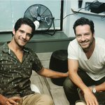 Ian Bohen posted this photo with Tyler Posey on his instagram https://t.co/u6Ok1wVXff