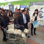 """HOY   Exitosa 1ra jornada de la Feria de Reciclaje Electrónico """"Curicó Recicla"""" https://t.co/0nuocumsIm https://t.co/siY5sLc1SE"""