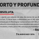 #MaduroSiTeVasYo @PoleoRafael: Con mayoría absoluta, AN podría convocar elecciones en diciembre. Artículo 343 https://t.co/ytwk9e1N63