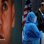"""""""You have sacrificed nothing and no one,"""" Khizr Khan said of Donald Trump https://t.co/1VsipvWE1e https://t.co/mMWsCgdUgj"""