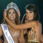 Vanessa Pulgarín Monsalve es la nueva Señorita Antioquia 2016-2017. https://t.co/GPpkTzXcOj