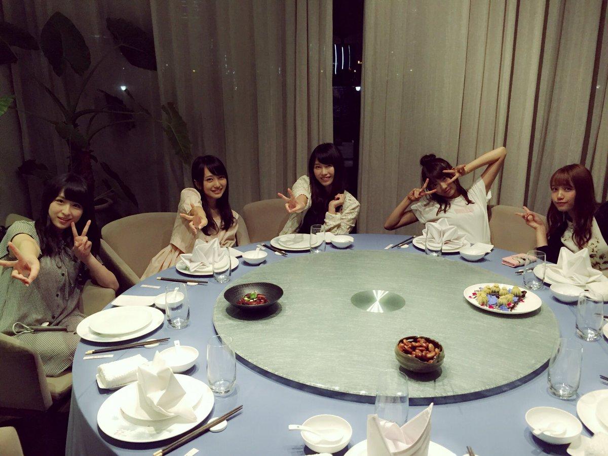 テーブルまわすタイミング周りをちゃんと見てないとなかなか難しいから視野が広がりそう。  ターンテーブ…