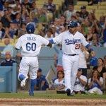 Mid 4: #Dodgers 2⃣, D-backs 0⃣ 👊 https://t.co/uidy7boOfe