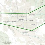 830p Flood Advisory for much of the Valley...Please do not cross flooded roads! Turn Around, Dont Drown. #azwx https://t.co/ta53ycmBTS