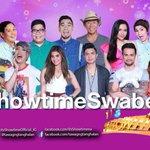 May isang supresa si Kuya mamaya para sa ating mga hosts! Abangan! #ShowtimeSwabedo https://t.co/VqAEC5wn2J