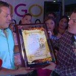 Alcaldía de Santiago da reconocimiento al periodista Luis Casis https://t.co/6ce1r2H2oh #Panama https://t.co/ZVRoHIbOat