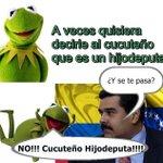 #MaduroSiTeVasYo y Vzla nos libraremos de un #Malpario q ni en su pais lo quieren, porq los colombianos te DETESTAN https://t.co/XiOy514qL0