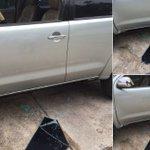 Bernabé Gutiérrez denuncia que funcionarios del Sebin partieron vidrios de su vehículo https://t.co/7ybt9tHRw6 https://t.co/26rtF3hvZx