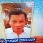 "#EBisLove President Rodrigo Duterte greets @EatBulaga on its 37th anniversary ""1,000 years more!"" | @bayanisandiego https://t.co/TTP2COwOIY"