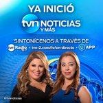 Inicia #NoticiasYMás con @LizOrtizSantana con las últimas informaciones de Panamá y el mundo por @tvnpanama https://t.co/JSlzDPBAxW