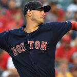 Rick Porcello goes the distance! First complete game with the #RedSox as they snap skid and win, 6-2. Boston 56-45. https://t.co/pqfWAtCOBm