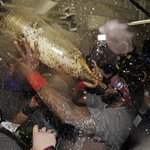 DING DONGS FOR JACKIE BASEBALL AND XANDER BOGAERTS, COMPLETE GAME VICTORY FOR #PRETTYRICKY #GOLDBOTTLES https://t.co/YmL5dAFmkZ