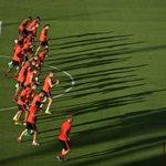 📸 The Reds prepare for @acmilan... https://t.co/uj9MIpB7ga