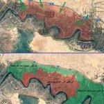 خريطة توضح تقلص نسبة الاراضي التي كانت بيد #داعش والتي حررتها قوات #الحشد و #الجيش ولليوم الاول من العملية فقط 🇮🇶✌🏼️ https://t.co/qrcOQlAn24