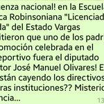 @NicolasMaduro @psuvaristobulo @rodulfohumberto @MPPEDUCACION @CarneiroPSUV @VTVcanal8 @la_iguanatv #SábadoChavista https://t.co/UJ0nZxnZeI